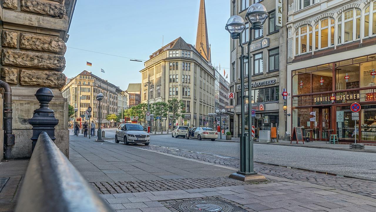 Hamburg - Stadt